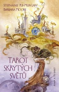 Shadowscapes Tarot Deck Cards ,by Barbara Moore (Author), Stephanie Pui-Mun Law (Author) ,english